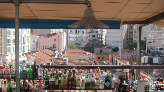 Thessaloniki Region, Grecia: Our rooftop is open every day from 11.00 o'clock