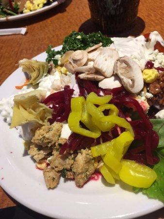 Cameron Park, CA: salad