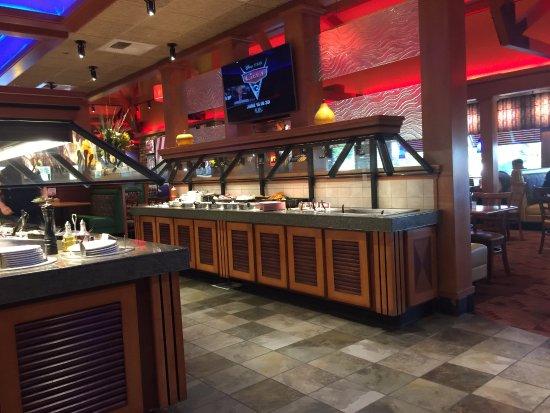 Cameron Park, CA: taco bar