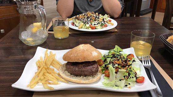 Cena a lo grande