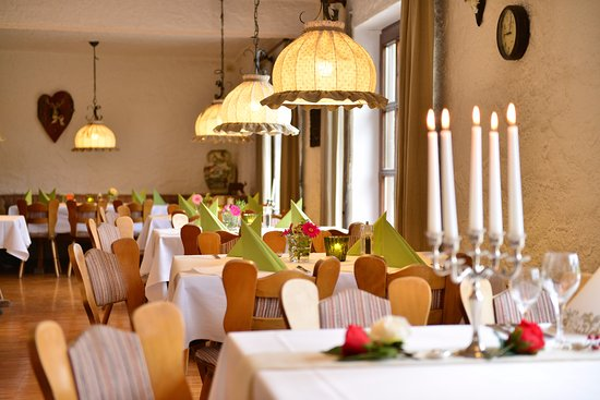 Nesselwang, Almanya: Restaurant
