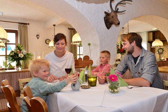Nesselwang, Germany: Restaurant-Besuch