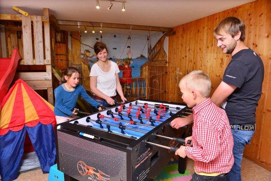 Nesselwang, Germany: Spielzimmer