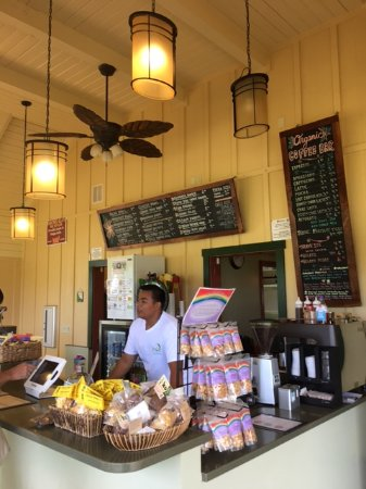 Kilauea, Χαβάη: Coffee, Sandwiches, Salads, Gelato