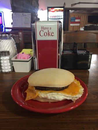 Eddyville, Кентукки: We do Breakfast