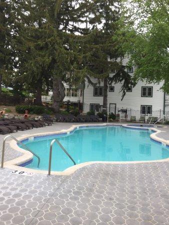Elkhart Lake, WI: Great resort!