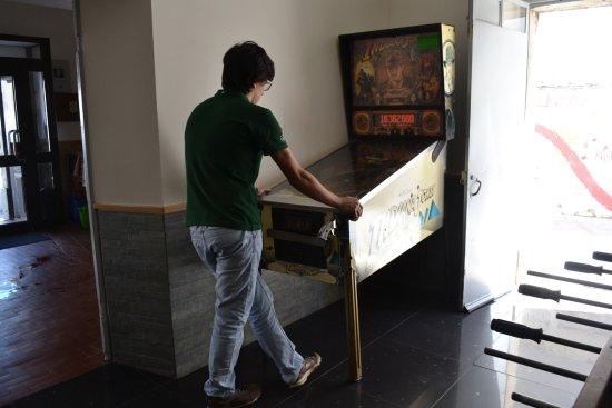 Atalaia, Portugal: Sala de Jogos
