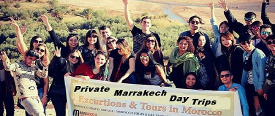 Private Marrakech Day Trips
