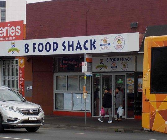 Footscray, Australia: View from Railway Station