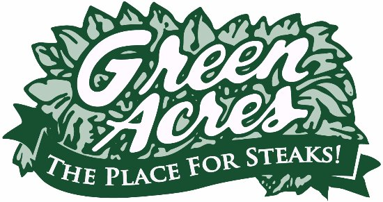 Sauk City, WI: Green Acres. The Place For Steaks!