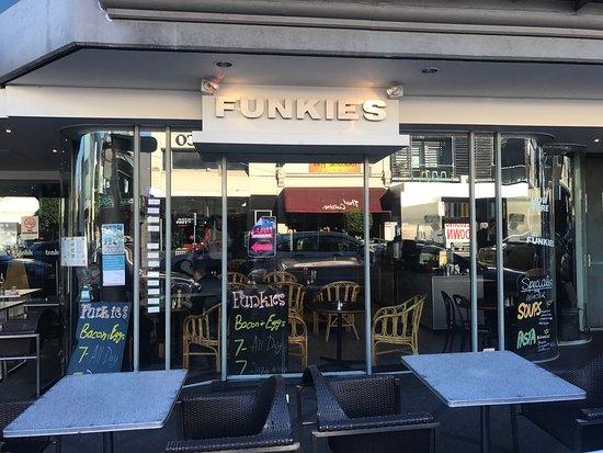 Toorak, Australia: Funkies Cafe