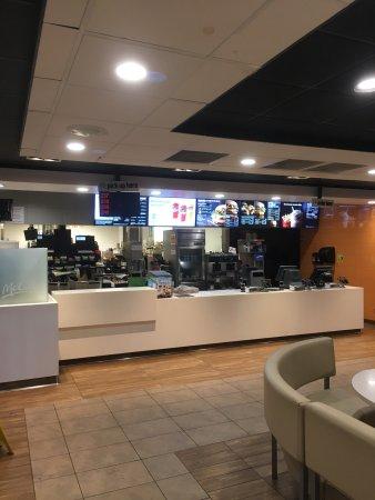 Walterboro, SC: McDonald's