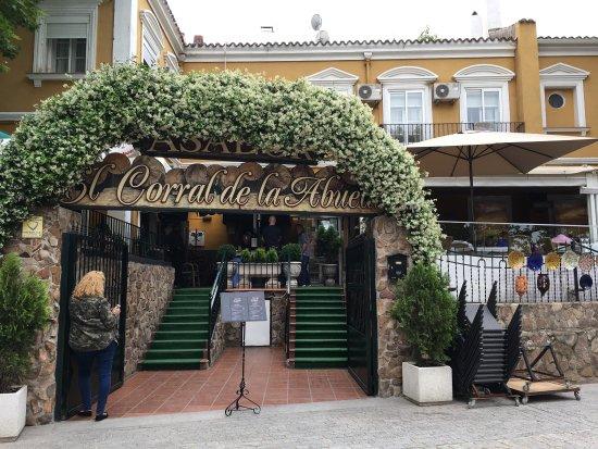 imagen Asador EL Corral de la Abuela en Aranjuez