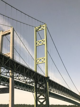 Tacoma, Etat de Washington : Parallel Bridges