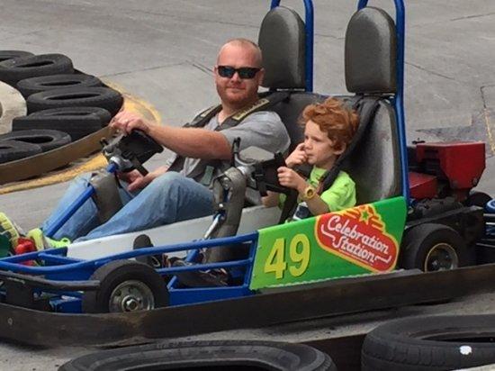 Greensboro, NC: Double wide go karts