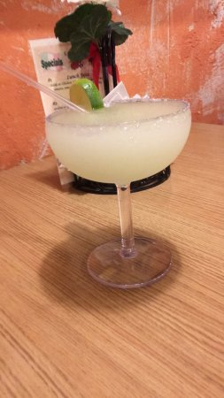 Canton, MS: Needed that frozen margarita.