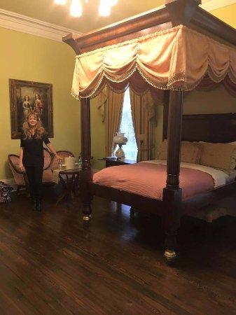 Nottoway Plantation Resort: Cornelia Randolph Room