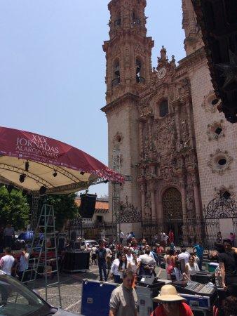 Santa Prisca de Taxco : photo1.jpg