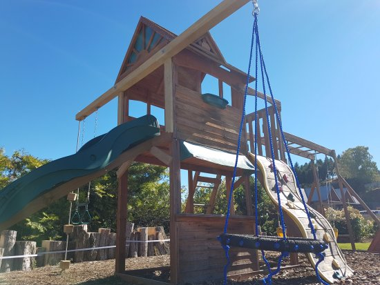 Alpine Motel Wanaka and Apartments : Children's Play Area