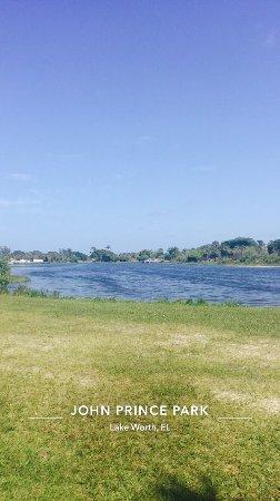 Lake Worth, FL: John Prince park @ Lakeworth, Fl.