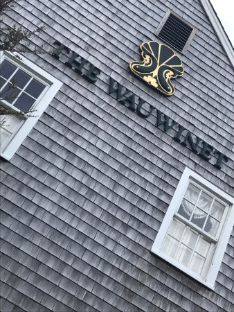 The Wauwinet: A truly one of a kind spectacular facility all around. Best of Nantucket.