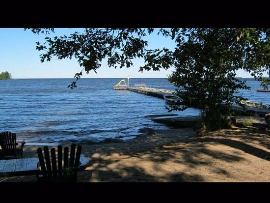 Callander, Канада: Fantastic Lake Nipissing.