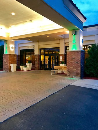 Delta Hotels by Marriott Kalamazoo Conference Center: Holiday Inn Kalamazoo-West