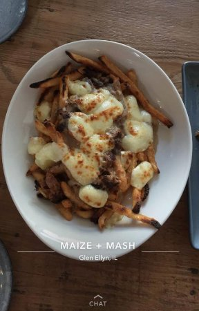 Maize & Mash : Duck poutine