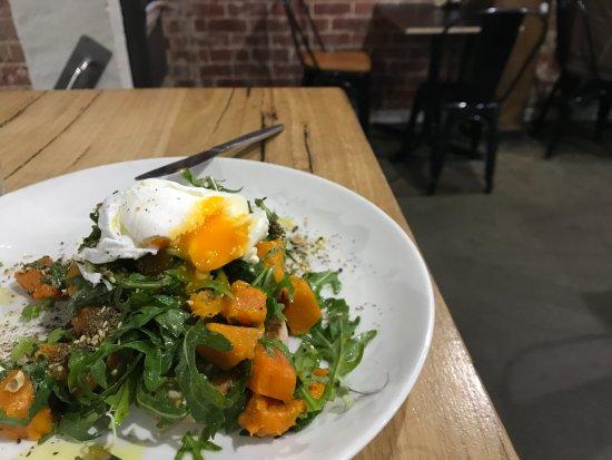 Μόρνινγκτον, Αυστραλία: Smashed Pumpkin