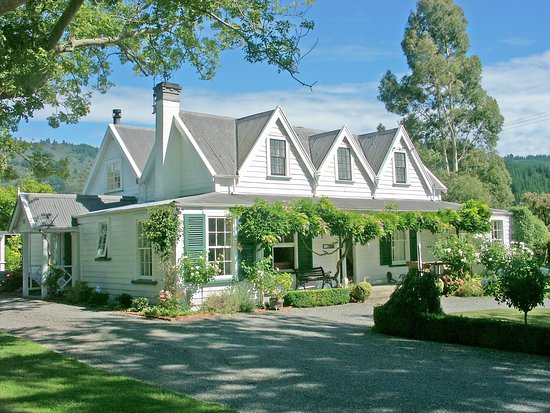 Marlborough Bed & Breakfast: Woodside Heritage Homestead