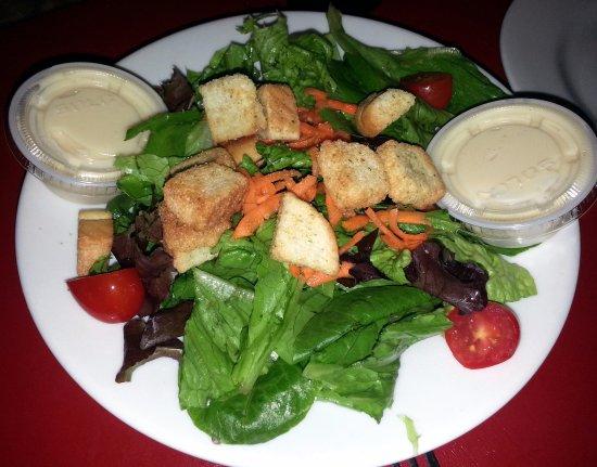 Morton Grove, IL: salad