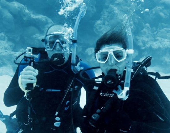 Sandys Parish, Bermuda: Diving the Mary Celeste