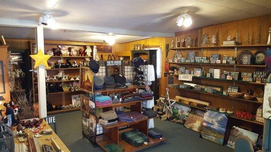 Ulysses, Pensilvanya: Black Forest Trading Post & Deer Park