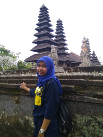 Mengwi, Indonesia: Pura Taman Ayun