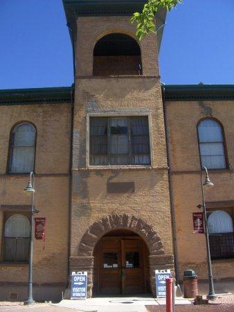 Navajo County Historical Museum: Entrance