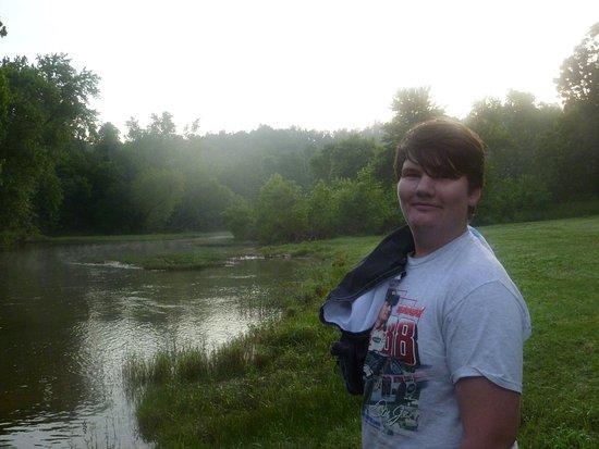 Arkansas: Campsite #9