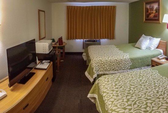 Ogallala, Небраска: Double Queen room