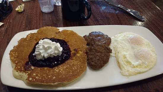 Highlands Ranch, CO: Fullfilling Breakfast
