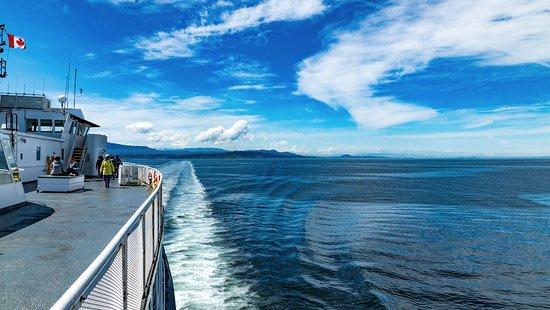 Nanaimo, Canada: à mi-chemin