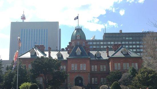 Former Hokkaido Government Office Building: 赤レンガの北海道超旧本庁舎