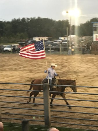 The Kissimmee Sports Arena Rodeo: photo0.jpg