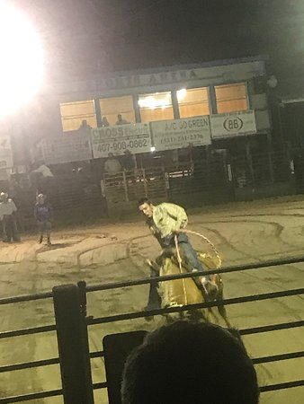 The Kissimmee Sports Arena Rodeo: photo1.jpg