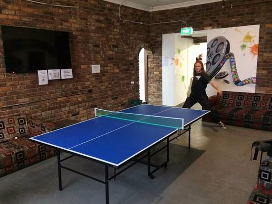 Collingwood, Australië: Ping Pong your heart out