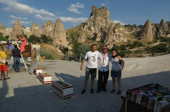 Private Day Tour of Cappadocia med guide
