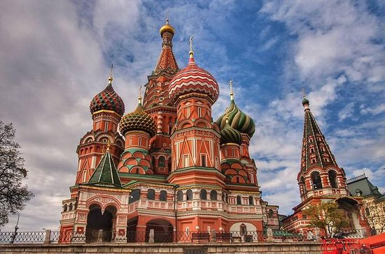 Red square and Kremlin Private Tour...