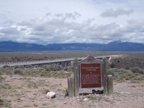 Enchanted Circle Drive: Enchanted Circle Dr, Taos, NM. Nice State Park at end of loop.