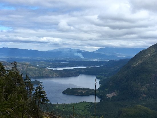 Port Alberni, Kanada: No words can describe this picture...just go there.
