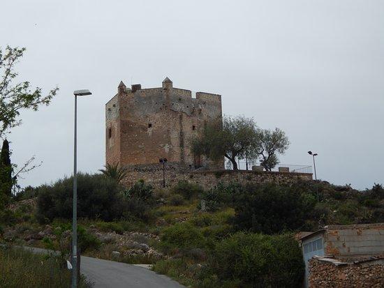 Castillo en Velez de Benaudalla