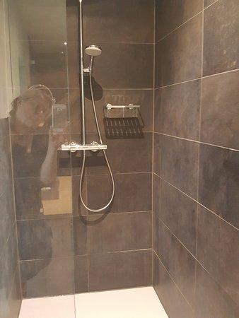 Seevital Hotel Schiff: Dusche