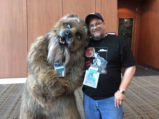 Pomona, CA: CaliFur 2017 (CaliFur The 13th horror theme) @ Sheraton Fairplex Hotel & Conference Center - Pom